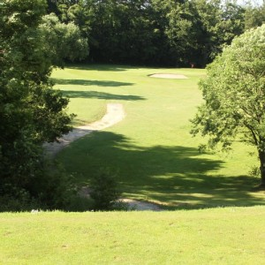 10th Hole - Millers Wood